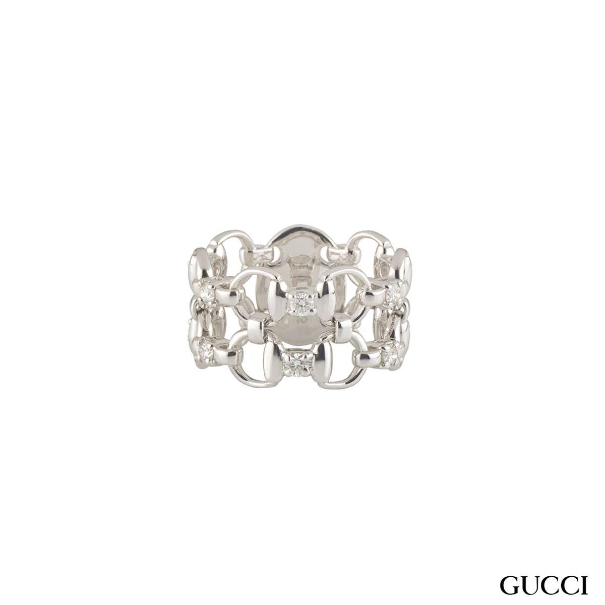 688dd09488 Gucci Horsebit Ring